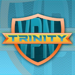 TrinityVPN Free (For Android 5.x to 8.x) Icon