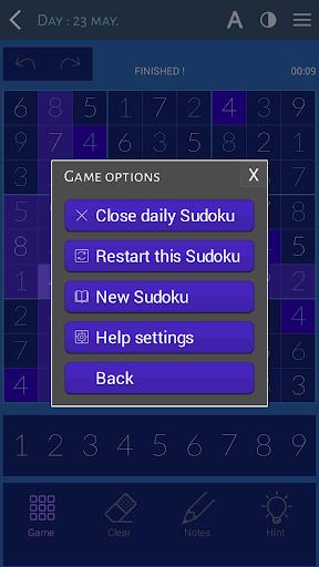 Sudoku classic screenshot 13