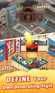 Matchington Mansion Mod 1.40.1 Apk [Unlimited Coins/Lives] 2