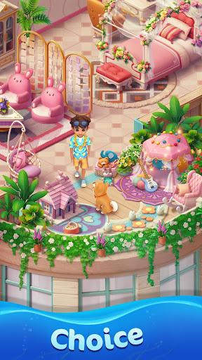 Jellipop Match-Decorate your dream island! 7.5.5 screenshots 2
