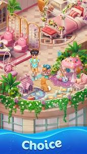 Jellipop Match-Decorate your dream island! 2