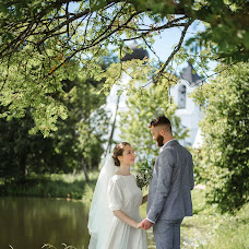Wedding photographer Darya Babkina (AprilDaria). Photo of 06.08.2017