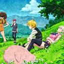 Nanatsu no Taizai (Seven Deadly Sins) Anime