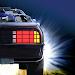 Live Model DeLorean Icon