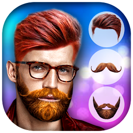 Man Tattoo and Hairstyle Photo Editor 2018