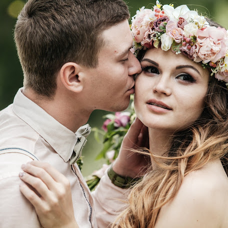 Wedding photographer Ekaterina Nagornova (Katrisha). Photo of 24.08.2016