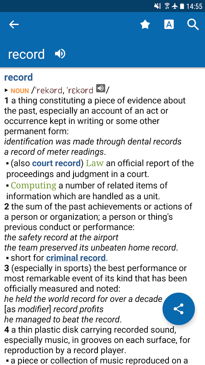 New Oxford American Dictionary APK Cracked Free Download