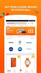 Shopee TH: 12.12 Birthday Sale APK screenshot thumbnail 5