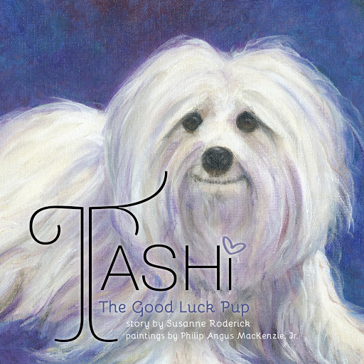 Tashi The Good Luck Pup cover