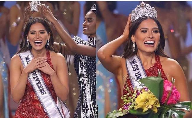 Người đẹp Mexico đăng quang Miss Universe 2020 | VTV.VN