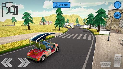 Smart Taxi City Passenger Driver 1.2 screenshots 1