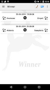 Winner - Scommessa vincente- miniatura screenshot