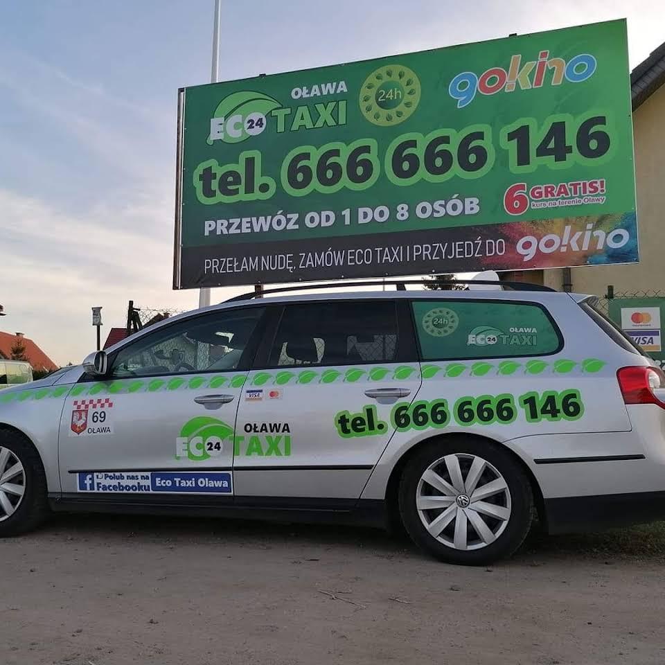 promocje eco taxi Oława