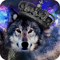 Wolf Animal Live Wallpaper icon