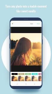 Vanilla Film - Amazing Photo Filter - náhled