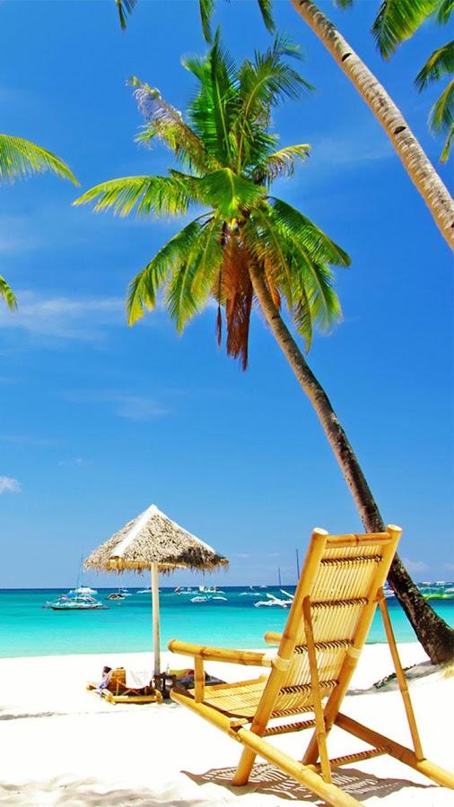 Fond d 39 cran anim plage tropical images applications for Fond ecran plage gratuit