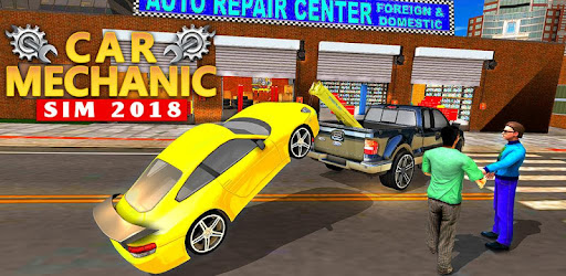Car Mechanic Sim 2019 - Apps on Google Play
