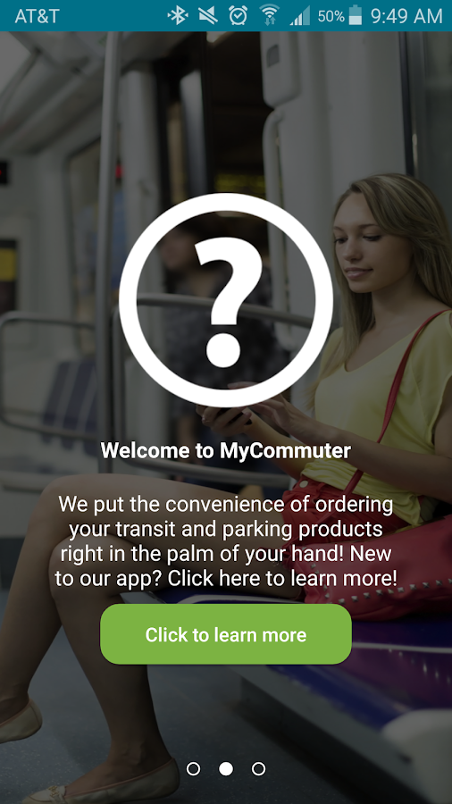 MyCommuter- screenshot