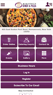 Mamaroneck Diner and Pizza- screenshot thumbnail