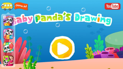 Baby Panda's Drawing Book - Painting for Kids screenshot 6