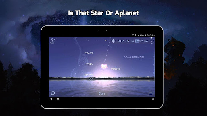Star Map 3d Night Sky Map Constellation Finder On Google Play