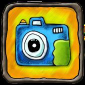 Drawing camera
