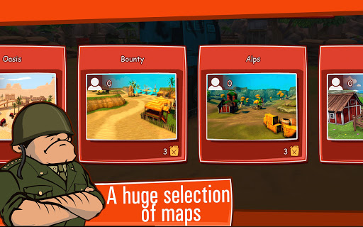 Toon Wars: Awesome PvP Tank Games 3.62.3 screenshots 5