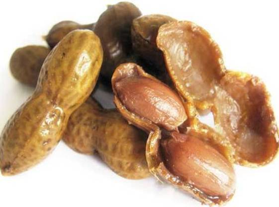 Taste several peanuts when cool and adjust seasonings if they need more spice or...