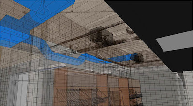 Photo: See how laser scanning helped this architectural studio avoid construction delays and cost overruns http://autode.sk/1LyORe7 Laser Scanning - Does it worth it?