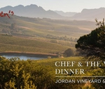 Reuben's Chef & The Vine with Jordan Wines : One&Only Cape Town