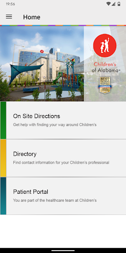 Children's of Alabama screenshots 1