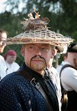 Photo: En hollandsk pirat i forklædning.