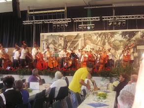Photo: Vortrag des Kontrapassorchesters Piu Basso Luzern