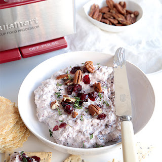 Cranberry & Pecan Cream Cheese Spread