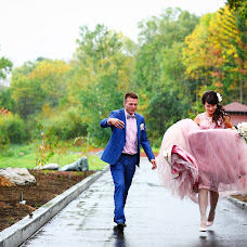 Wedding photographer Aleksandr Khalaev (Kyker). Photo of 16.10.2014