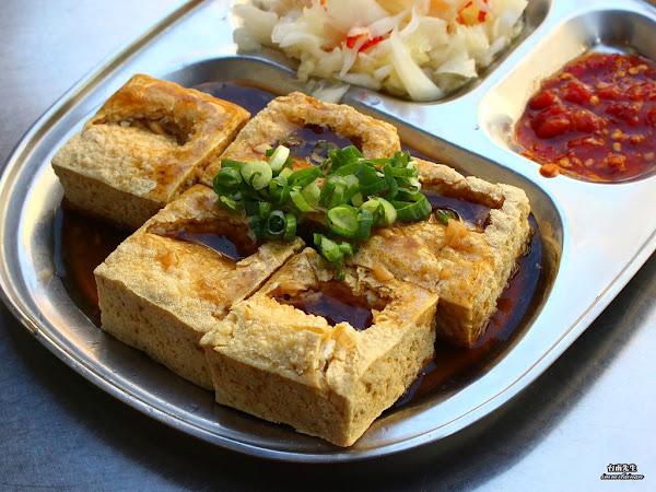 萬昌街轉角臭豆腐