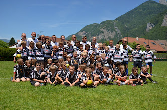 Photo: L'école de rugby de Thônes