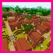 Heat Village map