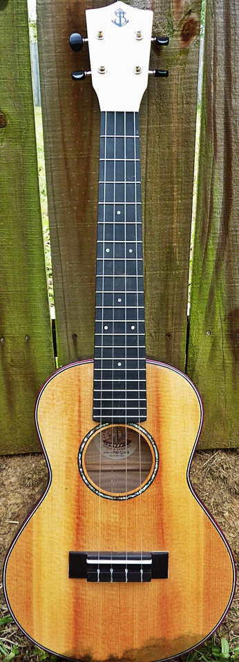 sailor brand uke republic tenor Ukulele