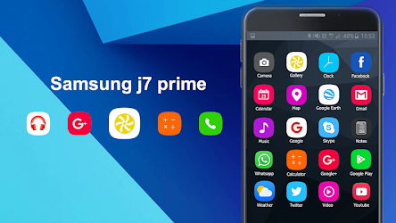 Download Theme for Samsung J7 Prime for android | Seedroid