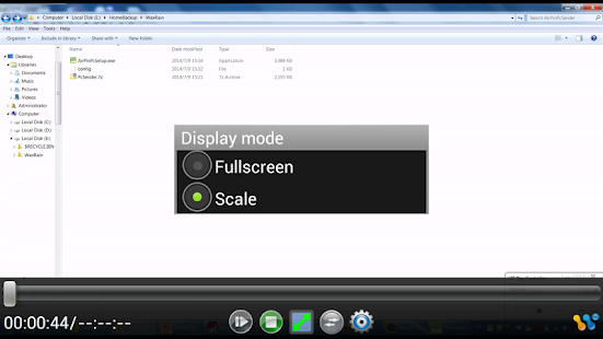 AirPlay/DLNA Receiver (PRO) Screenshot