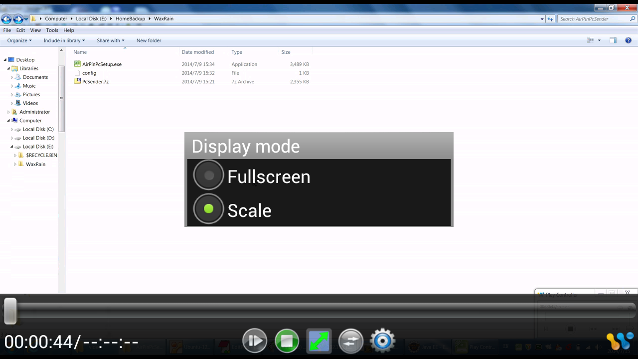 AirPlay/DLNA Receiver (PRO)- screenshot