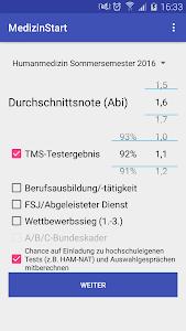 MedizinStart 2016 screenshot 0
