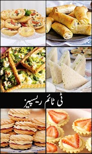 Tea Time Recipes 1