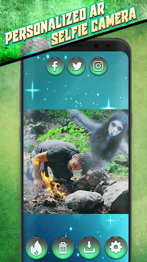 AR Effect Camera screenshot 6