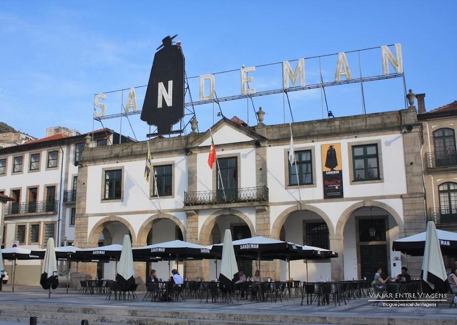 Visitar GAIA e dormir nas caves do Vinho do Porto, no The House of Sandeman Hostel & Suites