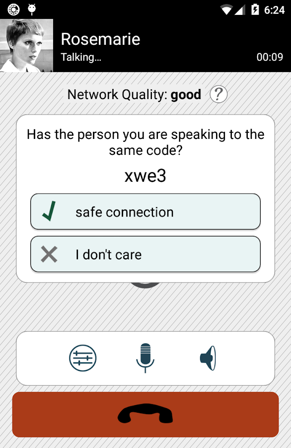 Simlar - free and secure calls- screenshot