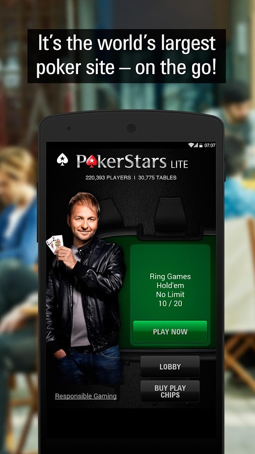 PokerStars Poker: Texas Holdem- screenshot