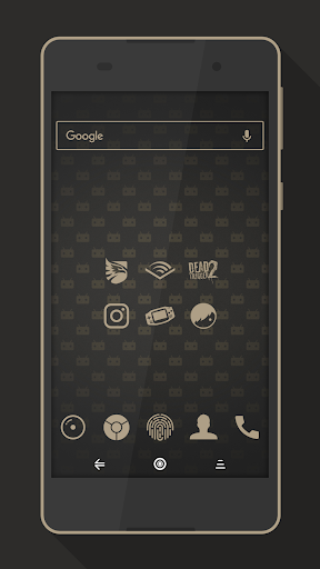 Rest - Icon Pack app for Android screenshot