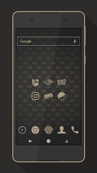 Rest - Icon Pack APK screenshot thumbnail 1